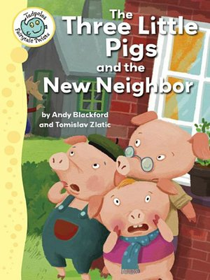 cover image of The Three Little Pigs and the New Neighbor