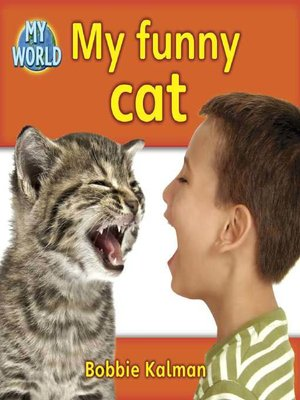 cover image of My Funny Cat