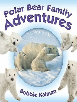 cover image of Polar Bear Family Adventures
