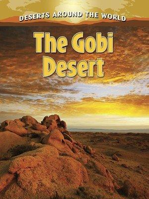 cover image of The Gobi Desert