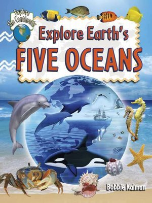 cover image of Explore Earth's Five Oceans