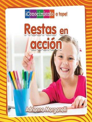 cover image of Restas en acción