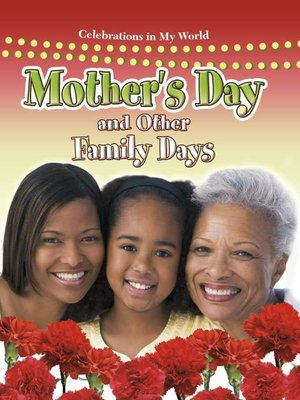 cover image of Mother's Day and Other Family Days