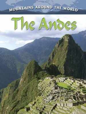 cover image of The Andes