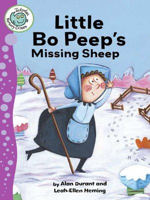 cover image of Little Bo-Peep's Missing Sheep