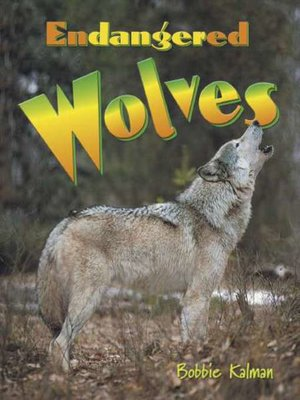 cover image of Endangered Wolves