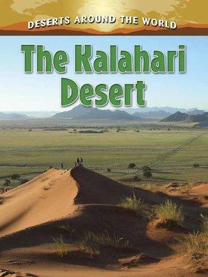 cover image of The Kalahari Desert