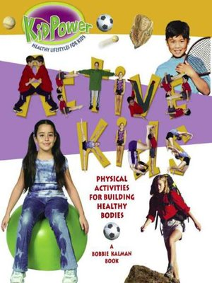 cover image of Active Kids