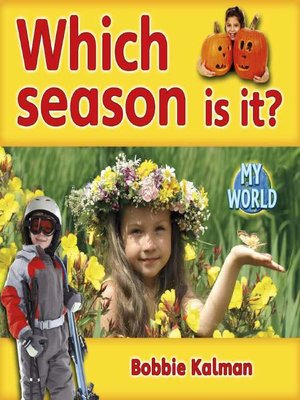 cover image of Which Season Is It?