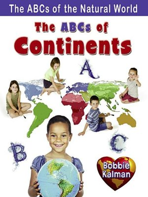 cover image of The ABCs of Continents
