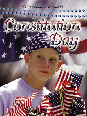 cover image of Constitution Day