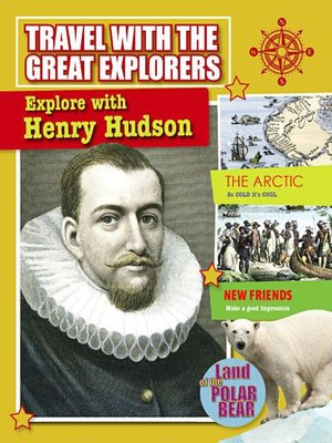 cover image of Explore with Henry Hudson