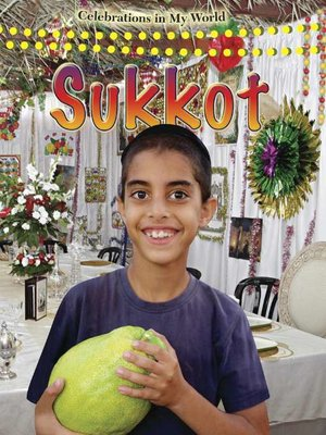 cover image of Sukkot