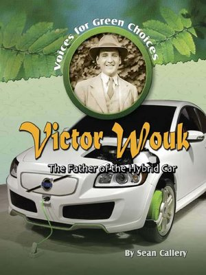 cover image of Victor Wouk