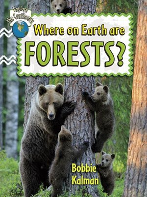 cover image of Where on Earth are Forests?