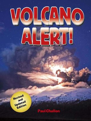 cover image of Volcano Alert!