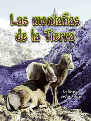 cover image of Las montañas de la Tierra