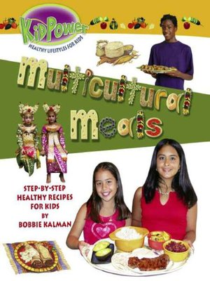 cover image of Multicultural Meals