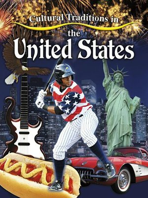 cover image of Cultural Traditions in the United States