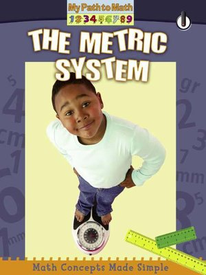 cover image of The Metric System