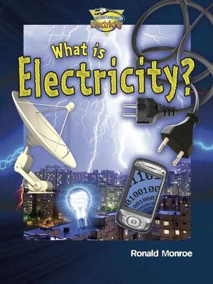 cover image of What is Electricity?