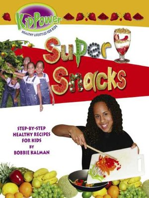 cover image of Super Snacks