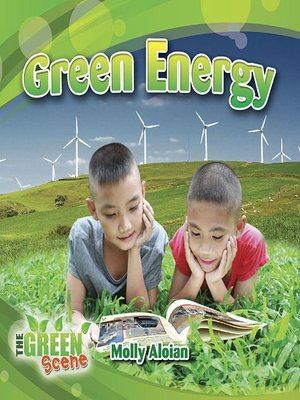 cover image of Green Energy