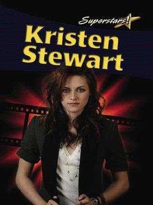 cover image of Kristen Stewart