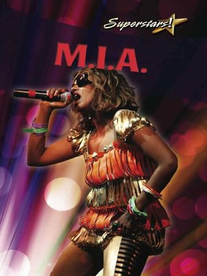 cover image of M.I.A.