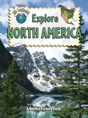 cover image of Explore North America