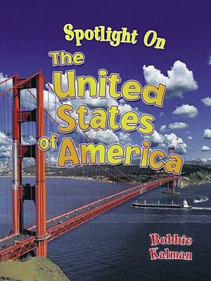 cover image of Spotlight on the United States of America