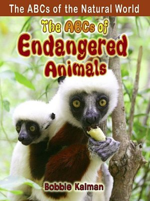 cover image of The ABCs of Endangered Animals