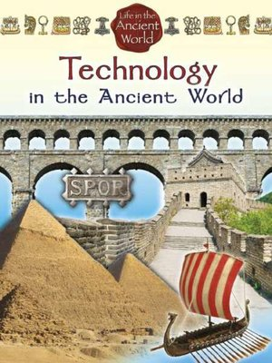 cover image of Technology in the Ancient World