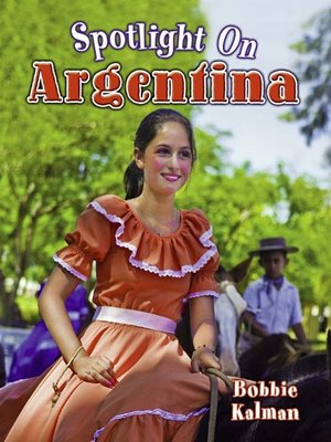 cover image of Spotlight on Argentina