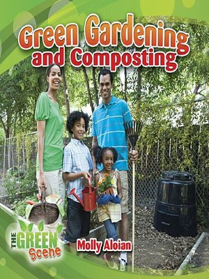 cover image of Green Gardening and Composting