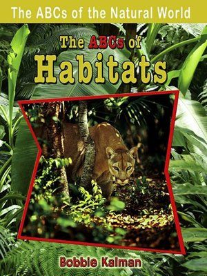 cover image of The ABCs of Habitats