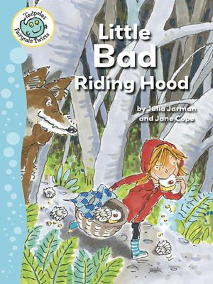 cover image of Little Bad Riding Hood