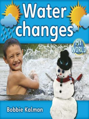 cover image of Water Changes