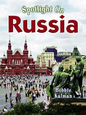 cover image of Spotlight on Russia