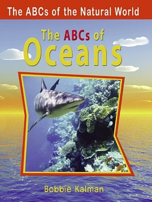 cover image of The ABCs of Oceans