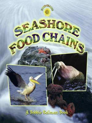 cover image of Seashore Food Chains