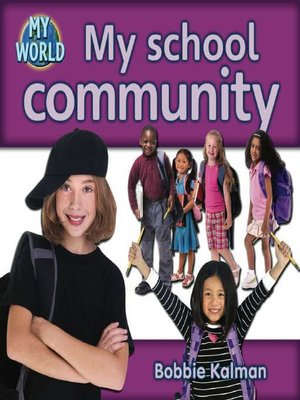 cover image of My School Community