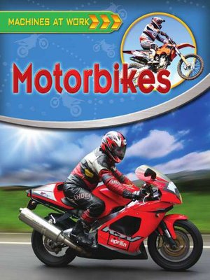 cover image of Motorbikes