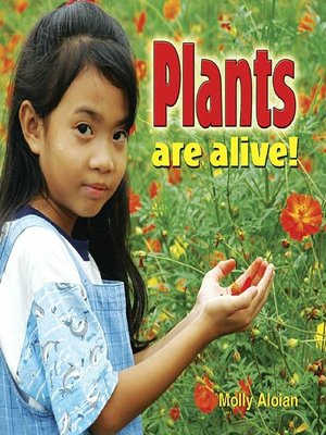 cover image of Plants Are Alive!