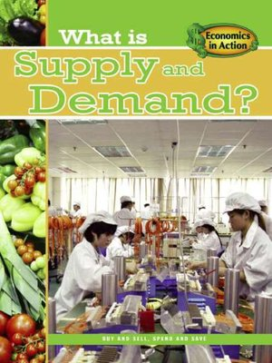 cover image of What is Supply and Demand?