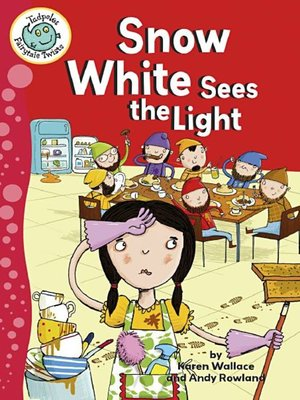 cover image of Snow White Sees the Light