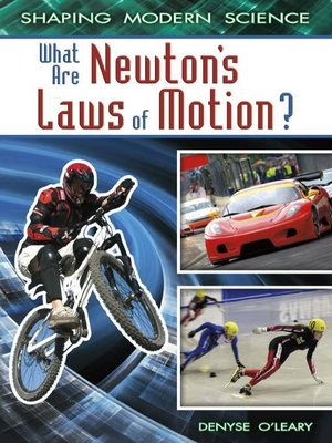 cover image of What Are Newton's Laws of Motion?