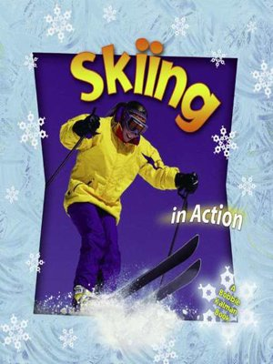 cover image of Skiing in Action