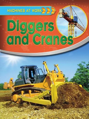 cover image of Diggers and Cranes