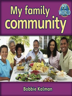 cover image of My Family Community
